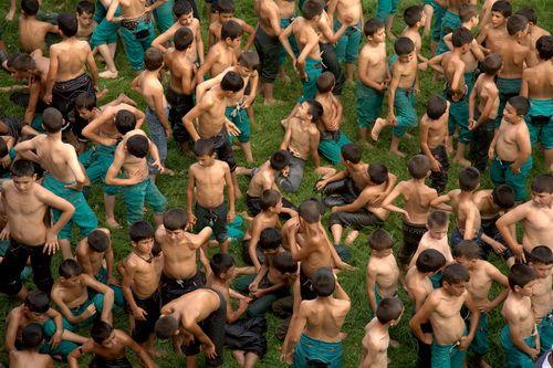 13. Ulusal Kırkpınar Fotoğraf Yarışması Sona Erdi