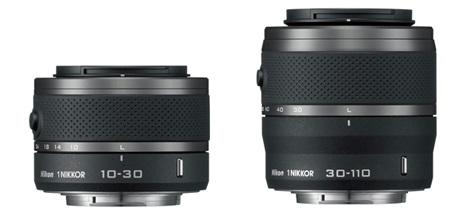 Nikon 1 Lensler 30-110mm f/3.8-5.6 ve 10-30mm f/3.5-5.6 İçin Güncelleme Yayınlandı