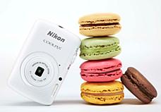 Nikon Yeni Coolpix Stil Serisi Modellerini Duyurdu [S01/S800c/S6400]