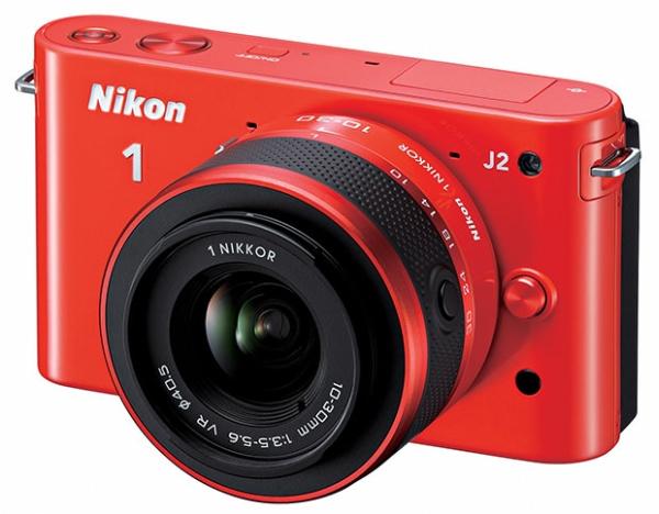 Nikon 1 J2 Aynasız Kamera, Nikkor 11-27.5mm Lens ve WP-N1 Su Altı Kılıfı Resmi Olarak Duyuruldu