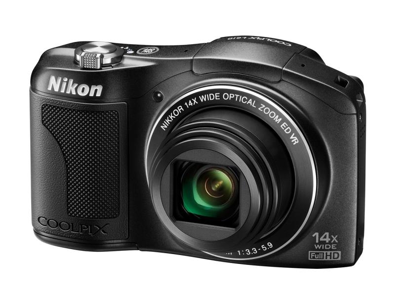 Nikon Coolpix L610 Duyuruldu [16MP,1080p,HDMI,AA Pil]