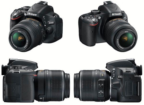 Nikon D3200 vs D3100 vs D5100 Karşılaştırma Tablosu