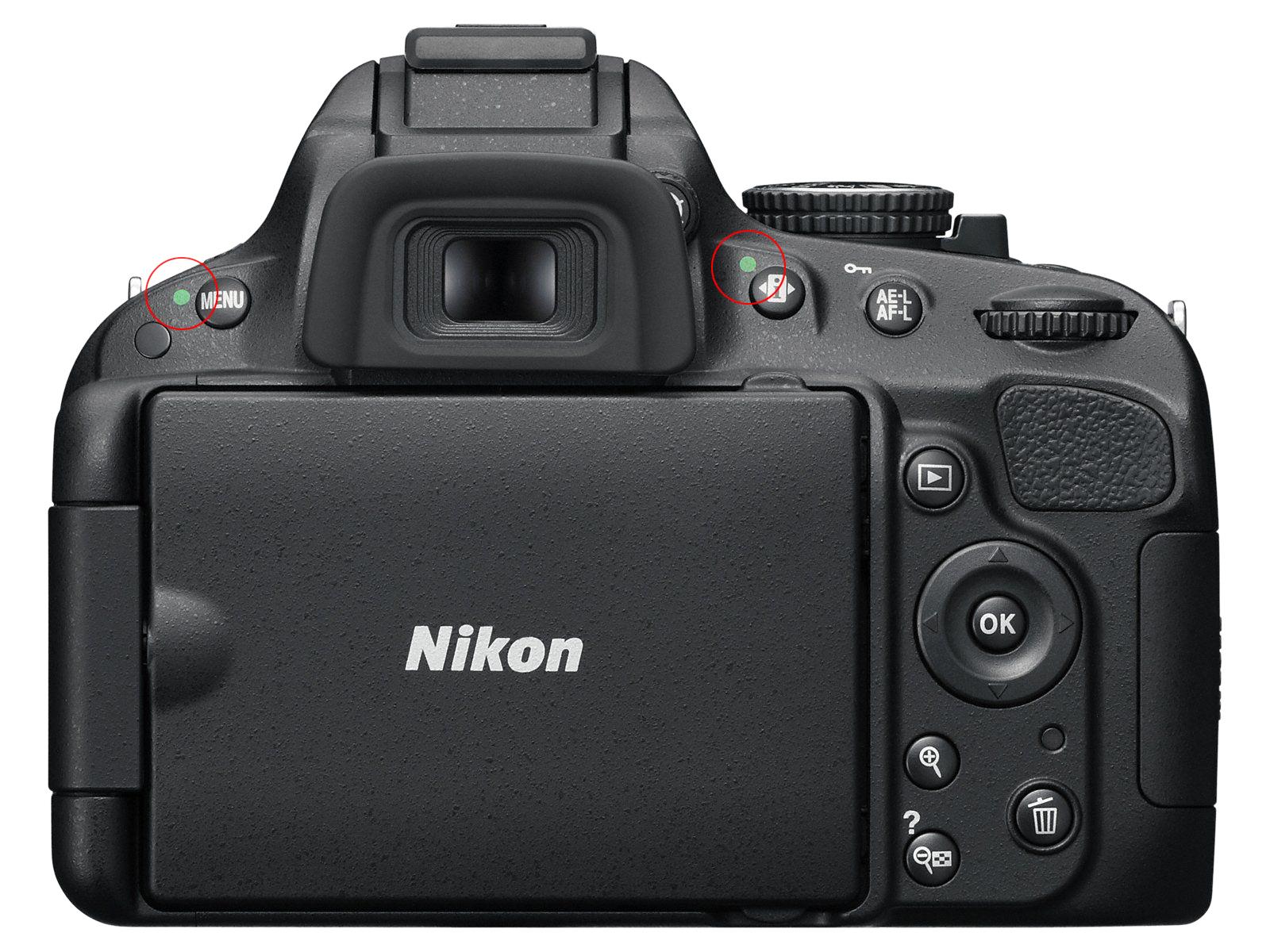 Nikon DSLR Makinelerde Fabrika Ayarlarına Nasıl Geri Dönülür
