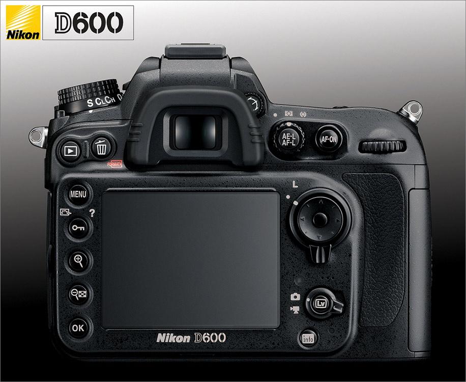 Nikon D600'e Ait İlk Görüntü Olabilir mi?