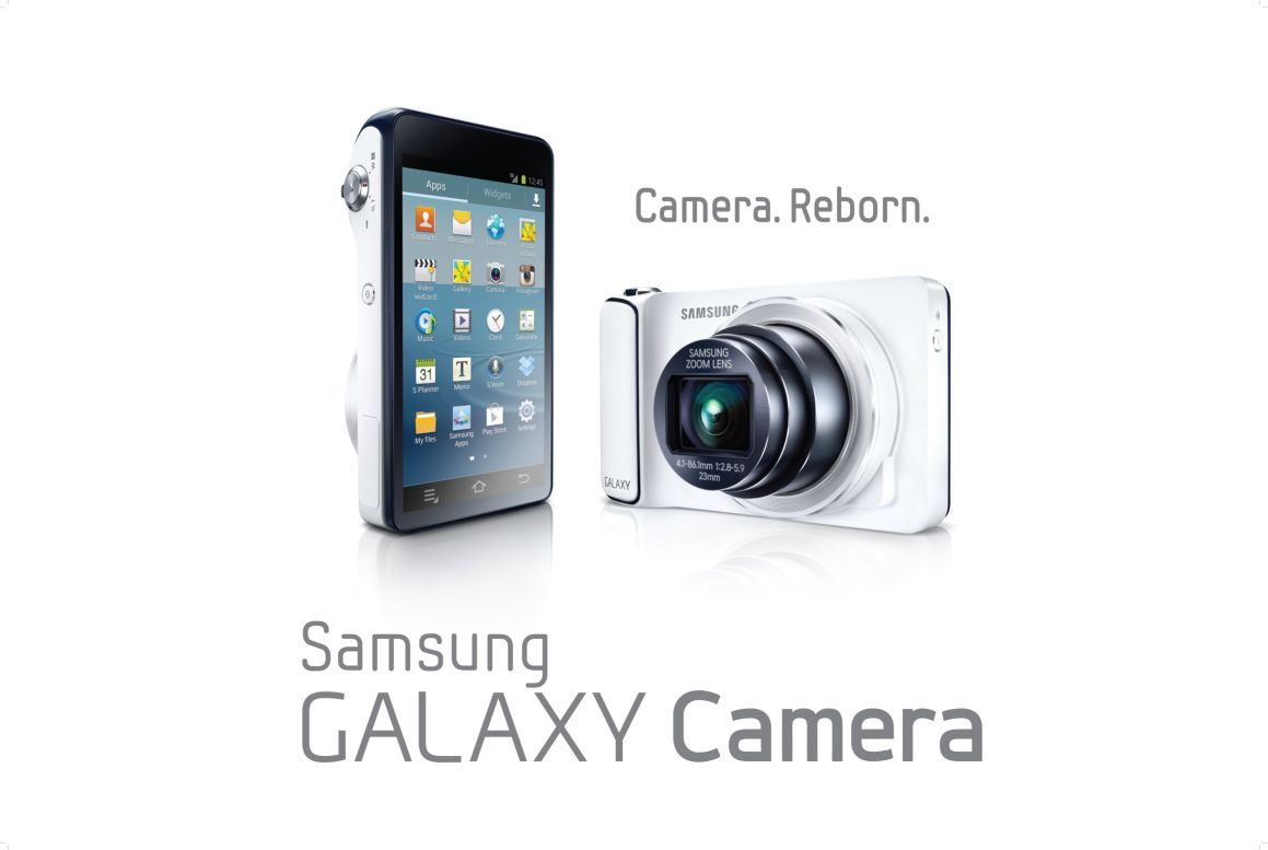 Samsung Galaxy Android Kamera Duyuruldu