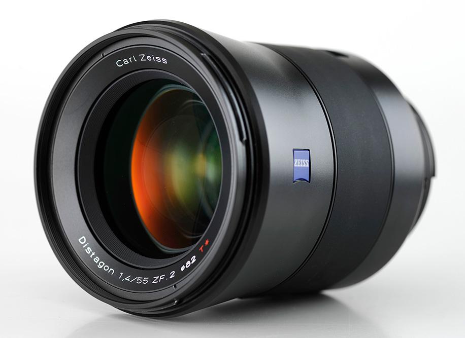 Photokina'da Zeiss Distagon T * 55mm f/1.4 lens ZF.2 DUyurulacak