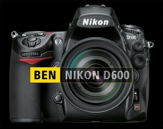 Nikon D600 WU-1b Kablosuz Mobil Adaptörü ile Wi-Fi Uyumlu Olacak