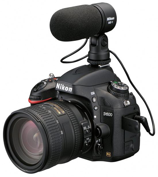 Nikon D600 Resmi Olarak Duyuruldu [24.3 MP,FX,3.2-inç]