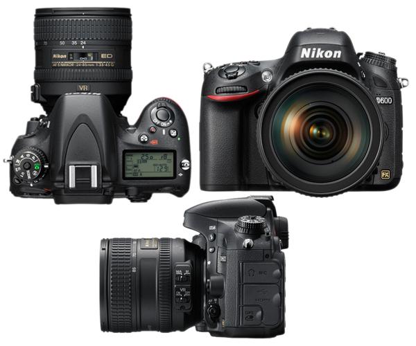 Nikon D600 Özellikleri Karşılaştırma Tablosu [D7000,D700,D800]