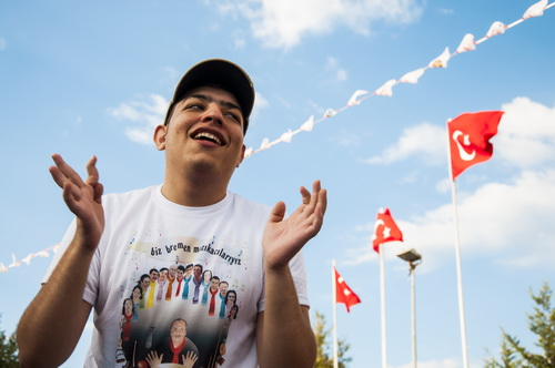 """Özel Gruplar Festivali """"Engellerin Ötesinde"""" Fotoğraf Maratonu Sonuçlandı"""