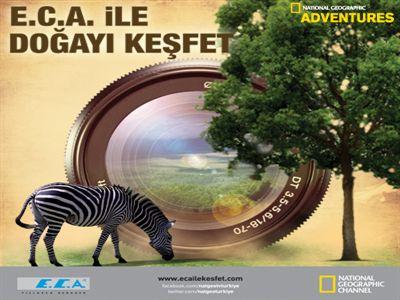 E.C.A. ve NAT GEO Tanzanya'da Maasai Safarisine Gönderiyor [E.C.A ile Doğayı Keşfet]