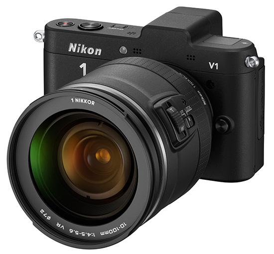Nikon 1 V1 İçin Yazılım Güncellemesi Duyuruldu [Nikon 1 V1 Firmware 1.21]