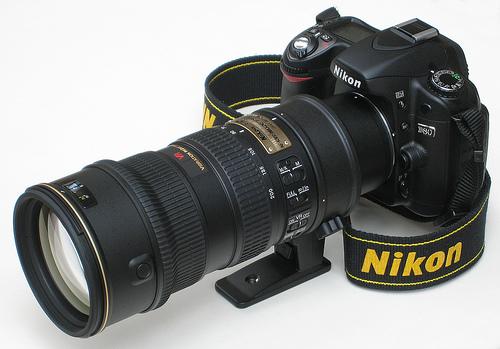 Yeni Nikon 70-200mm f / 4 Lens Kasım Sonunda Satışta