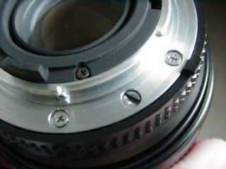 Nikon AF (Autofocus) Dönemi : 1986