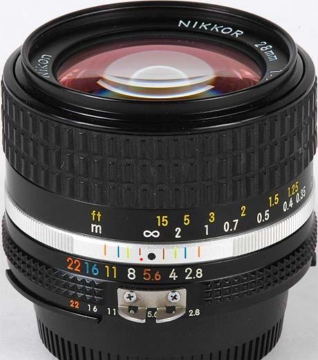 Nikon Al-s Lens Dönemi : 1981