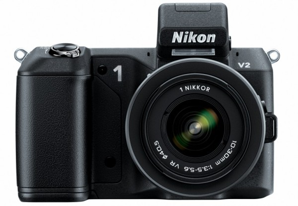 Nikon 1 V2 Resmi Olarak Duyuruldu