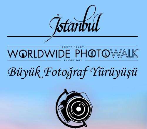 Türk Nikon ve GFK ile İstanbul Fotoğraf Yürüyüşü 2012 (WorldWide PhotoWalk)