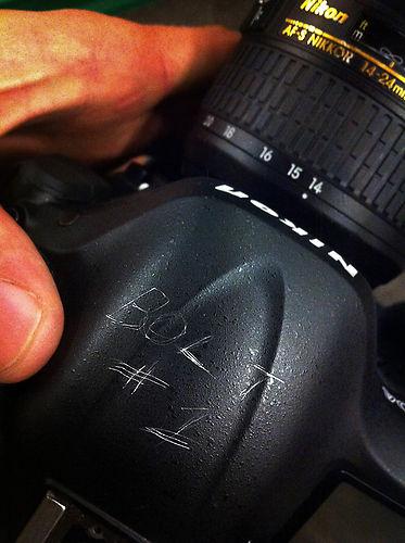 Usain Bolt'un Nikon D4'ü Açık Arttırmada