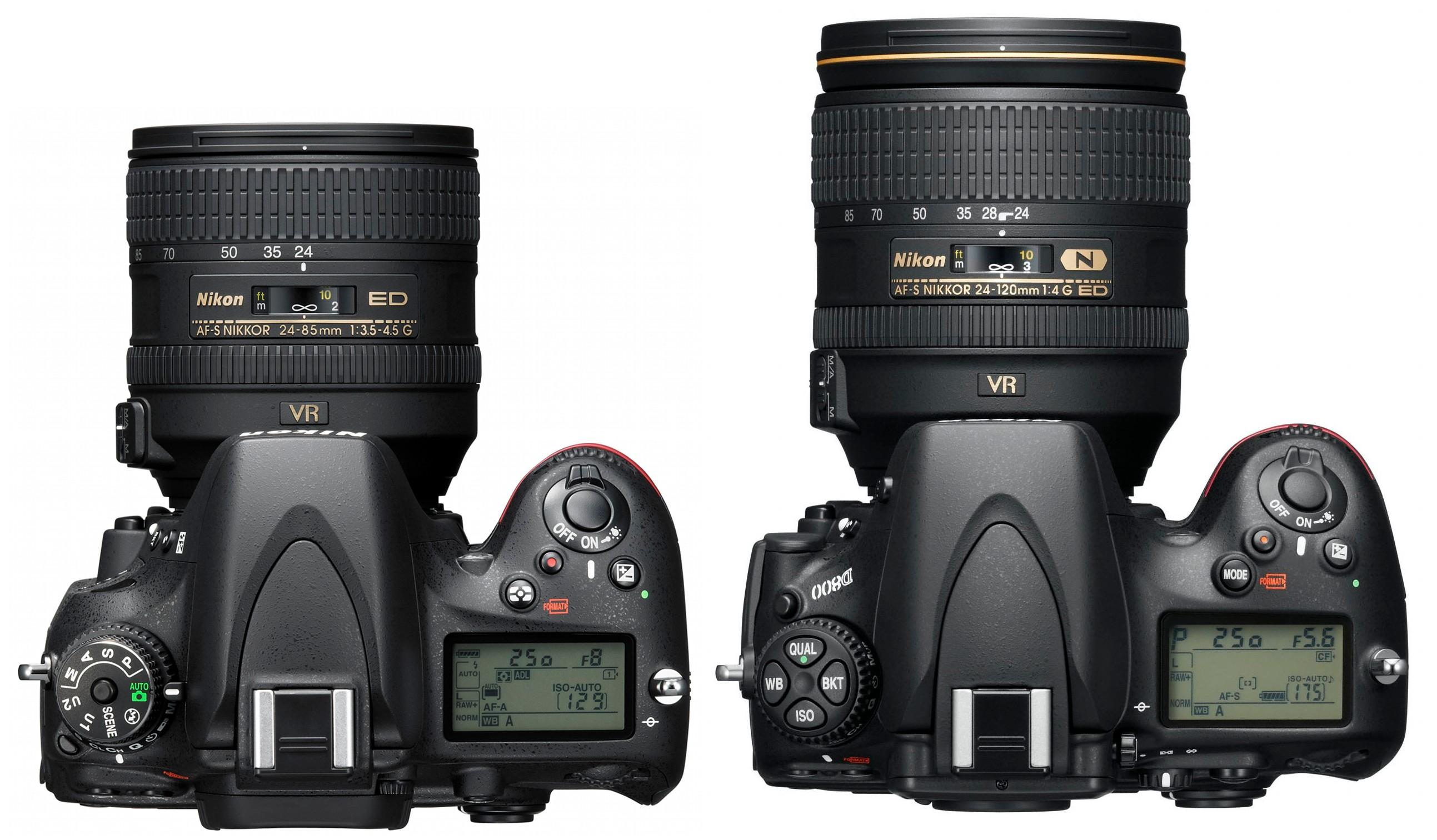 Nikon D600 ve D800 İçin Yazılım Güncellemesi Çok Yakında [D600 ve D800 Firmware]