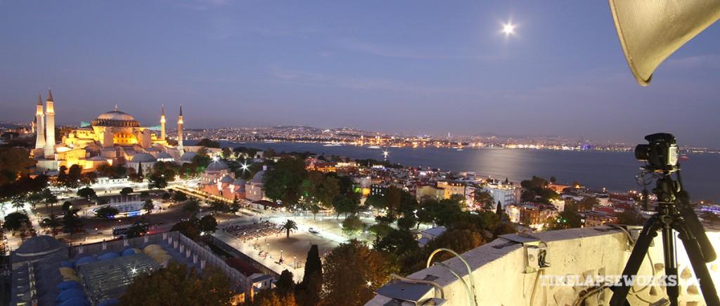 İstanbul in Motion – Volume Zero [Time Lapse]