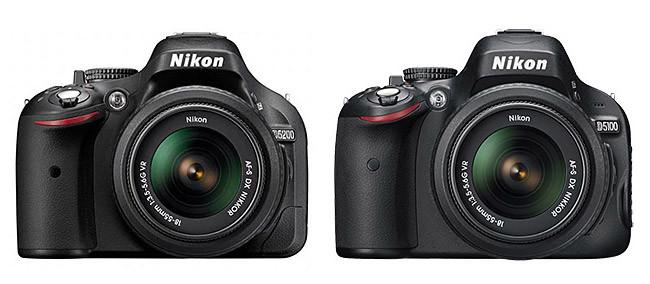 Nikon D5200 vs Nikon D5100 Karşılaştırma Tablosu