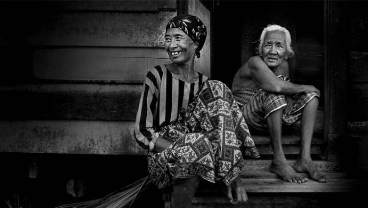 Aryono Huboyo Djati ile Endonezya'dan İnsan Manzaraları