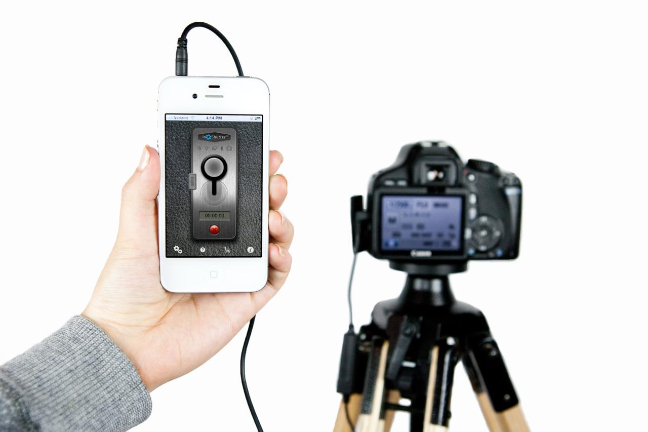 ioShutter İle Nikon DSLR Kameranızı iPhone ve iPad Üzerinden Kolaylıkla Kontrol Edin