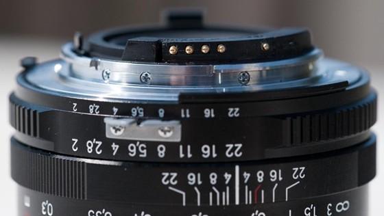 Nikon Çipli Lensler Dönemi : 1990