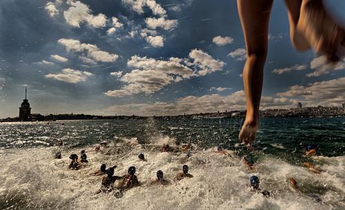 """İBB """"İstanbul'da Sporun Renkleri"""" Konulu Fotoğraf Yarışması Sona Erdi"""