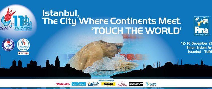 11. FINA Dünya Yüzme Şampiyonası İstanbul 2012