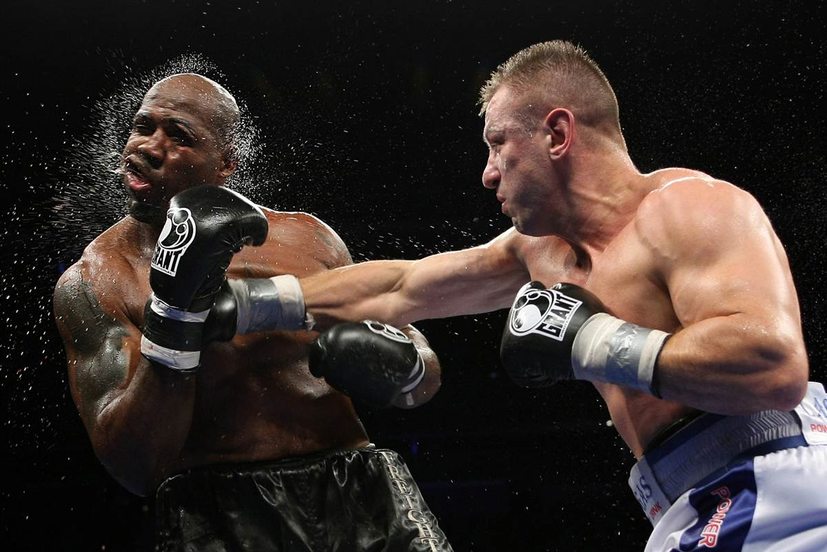 NBC Sports 2012 Yılının En İyi Spor Fotoğraflarını Yayınladı