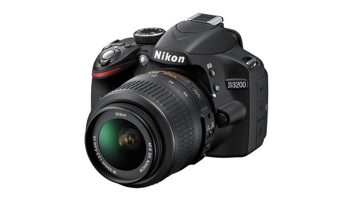 Nikon D3200 ile Uyumlu Aksesuarlar