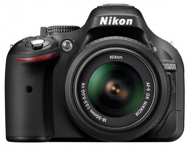 Nikon D5200 ile Uyumlu Aksesuarlar