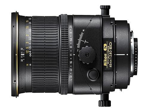 Nikon PC-E (EleKtronik Diyafram): 2008