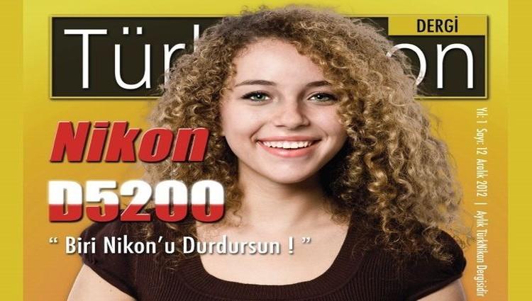 Türk Nikon Dergisi Aralık Sayısı Yayında
