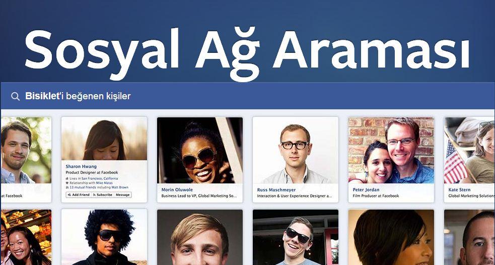 Facebook Yeni Arama Motoru İle Fotoğraflara Ulaşmak Artık Daha Kolay