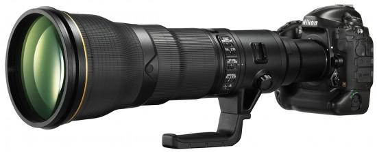 AF-S NIKKOR 800mm f/5.6E FL ED VR Lens Resmi Olarak Duyuruldu