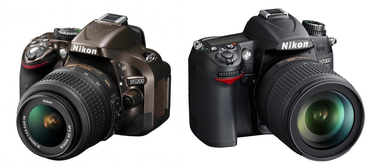 Hangisini Almalıyım? Nikon D5200 vs Nikon D7000 Özellikleri Karşılaştırma Rehberi