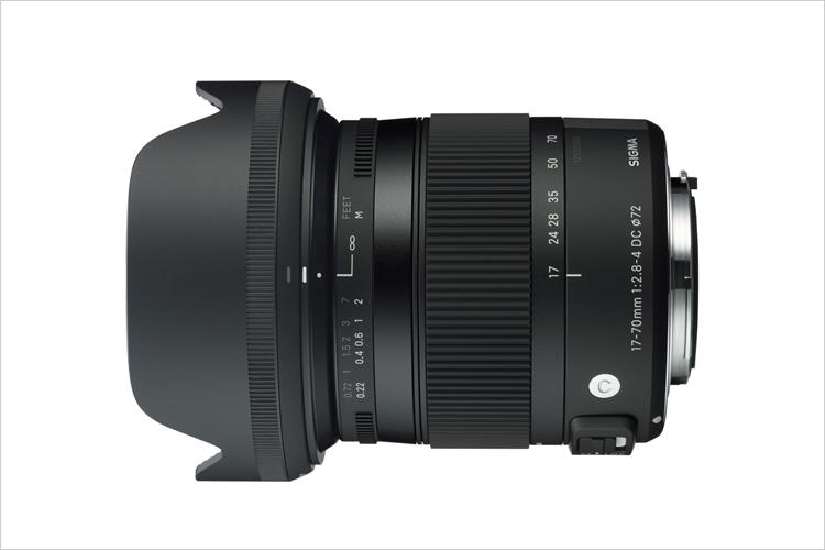 Sigma Yeni 17-70mm f/2.8-4 ve 120-300mm f/2.8 Lenslerini Sundu [CES 2013]