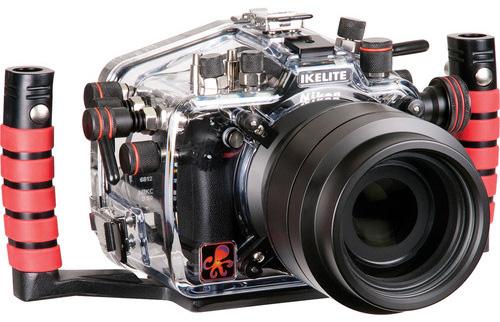 Ikelite ve Sea&Sea'den Nikon D600 için Su Altı Haznesi [D600 Housing]