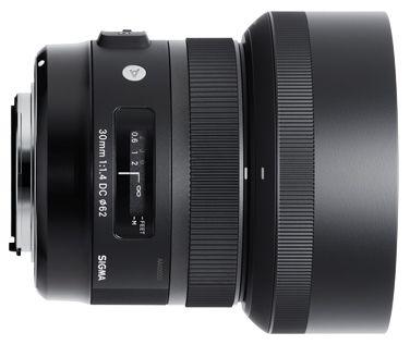 DX Kameralar İçin Sigma 30mm f/1.4 DC HSM Lens Duyuruldu