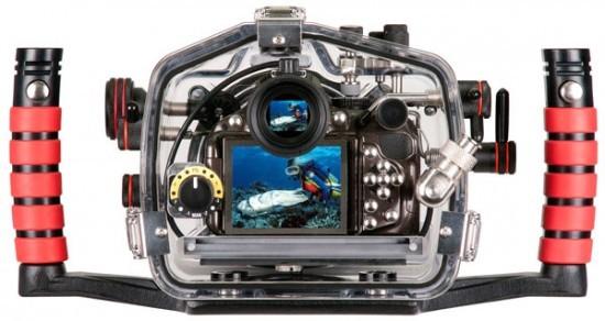 Nikon D5200 Fotoğraf Makinesi için Ikelite Su Altı Haznesi Duyuruldu