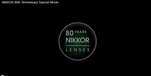 Nikon'dan 80.Yıl Videosu