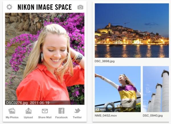 Nikon Image Space Uygulaması Android ve iOS Platformları için Duyuruldu