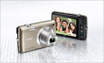 Nikon Coolpix S4400