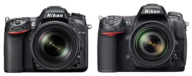 Nikon-D7100-vs-D300s