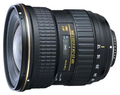 Nikon Uyumlu Tokina AT-X 12-28 PRO DX Lens Özellikleri