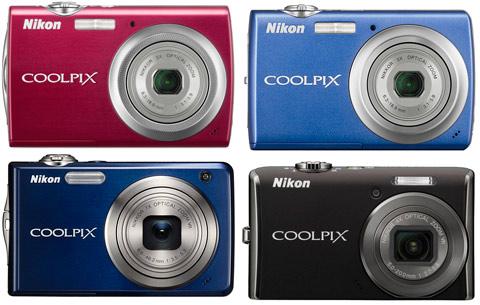Nikon Coolpix S Serisi Kompakt Fotoğraf Makineleri Firmware Güncellemesi
