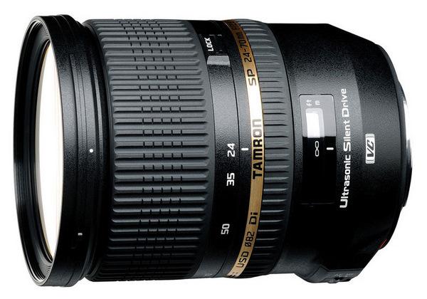Nikon Uyumlu Tamron SP 24-70mm f/2.8 DI VC USD Lens için Test Sonuçları