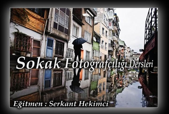 Kişiye Özel Sokak Fotoğrafçılığı Dersleri